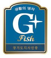 G+Fish 마크