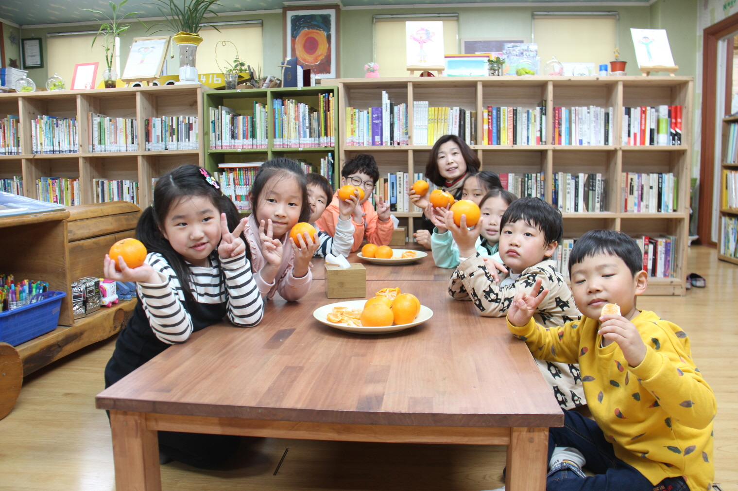 1.자료사진_어린이 건강과일 공급사업 (1)
